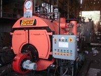 Multi Fuel Water Tube Boilers