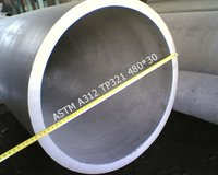 Large Diameter Stainless Steel Seamless Pipe