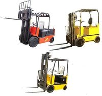 Battery Operated Forklifts