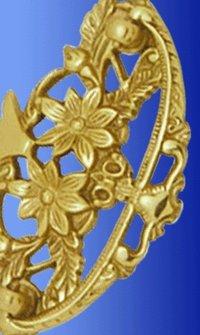 Designer Cabinet Brass Handles