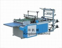 OPP Sock Side sealing Bag Making Machine