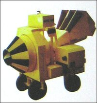Diesel Engine / Electrical Motor Operated Reversible Drum Mixer