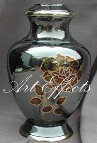 Arcadia Rose Brass Cremation Urn