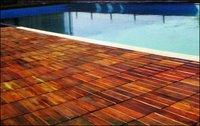 Outdoor Wooden Floorings