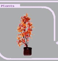 Orange Color Artificial Plants