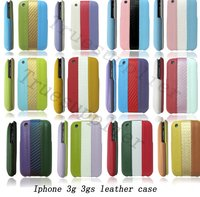I Phone Leather Case