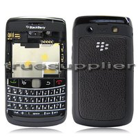 Blackberry Bold 9700 9020 Onyx Full Housing Faceplate Cover