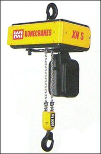 XN Electric Chain Hoist