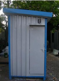 Pre-Fabricated Portable Toilets