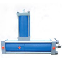 Hydro Pneumatic Cylinder For Pet Machines
