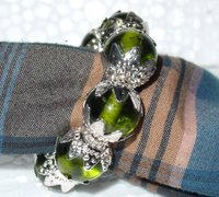 Beaded Napkin Ring