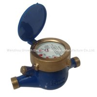 Multi-jet Dry Dial Cold Water Meter