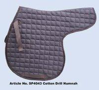Cotton Drill Numnah