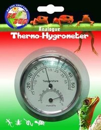 Pet Thermometer & Hygrometer