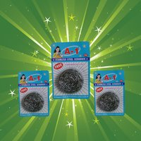 A-1 Stainless Steel Scrubbers
