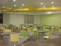 Cafeteria Tables & Chairs