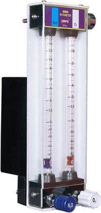 Orc/Hypoxic Guard Rotameter