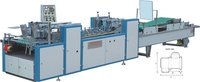 Automatic Carton Box Pasting Machine