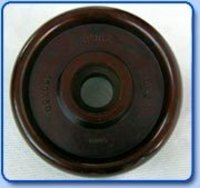 Phenolic Fiber Wheels With Ball Bearing Seat