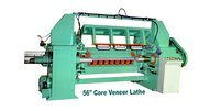 Hydraulic Cum Pneumatic Veneer Lathe