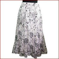 Womens Printed Skirts