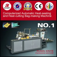 Computer Automatic Heat-Sealing And Heat-Cutting Bag Making Machine