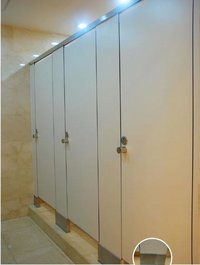Stainless Steel Shoe-Box Series Toilet Cubicles