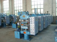 Plate Vulcanizer Machine (Column)