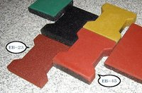 Dogbone Rubber Bricks