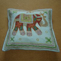 Cotton Thread Cushion Covers