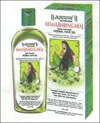 Mahabhringaraj Hair Oil