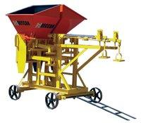Weigh Batcher For Sand & Metal