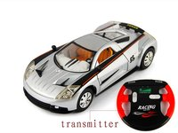 Mini Racing RC Car Radio Control Car with LED Light