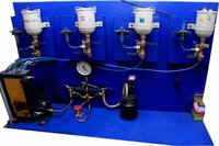 Vaccum Filling Machine To Refil Inkjet Cartridges
