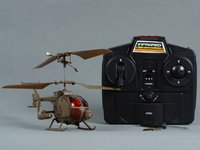 3CH Wide Infrared Remote Control RC Helicopter