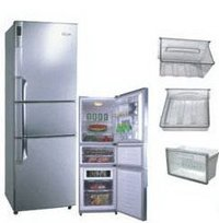 Refrigerator Plastic Mould