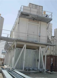 Containerized Ice-Making Plant
