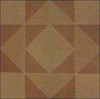 Russet Diamond Tiles
