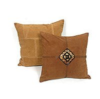 Suede Cushion Covers