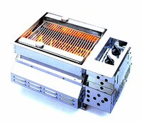 Smokeless Gas Grill / Roaster