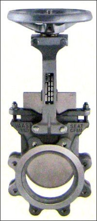 Uni-Directional Lug Body Knife Gate Valve
