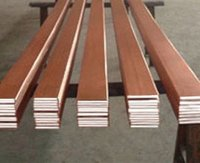 Copper Clad Aluminum Bus Bar