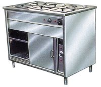 Bain Marie With Hot Case