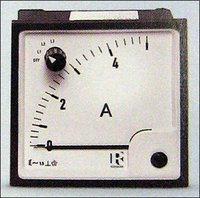 Analog Switch Meter