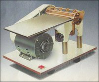 Motorised Label Gumming Machine