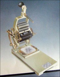 Hand Operated Mini Printer