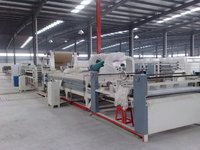 Continuous Honeycomb Paper Production Line