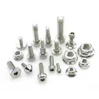 Stainless Steel Fasteners