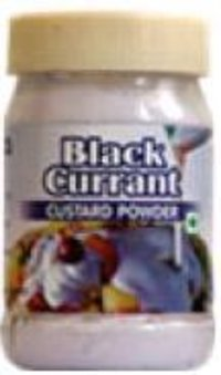 Black Current Custard Powder