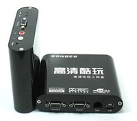 HD Video & Audio Extender PC to HDTV Extender/Splitter